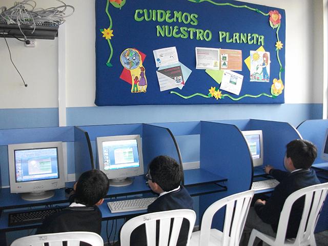 aula de innovación pedagógica